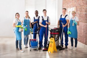 How to hire a cleaning services company
