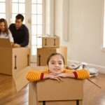 Moving with kids? Don't panic!